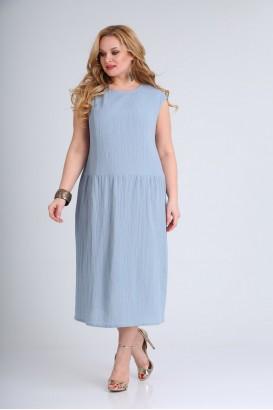 Платье DIAMANT 1667 Голубой