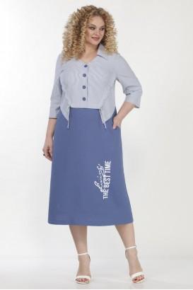 Платье Matini 3.1420 Синие тона